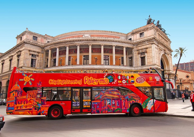 city sightseeing Palermo
